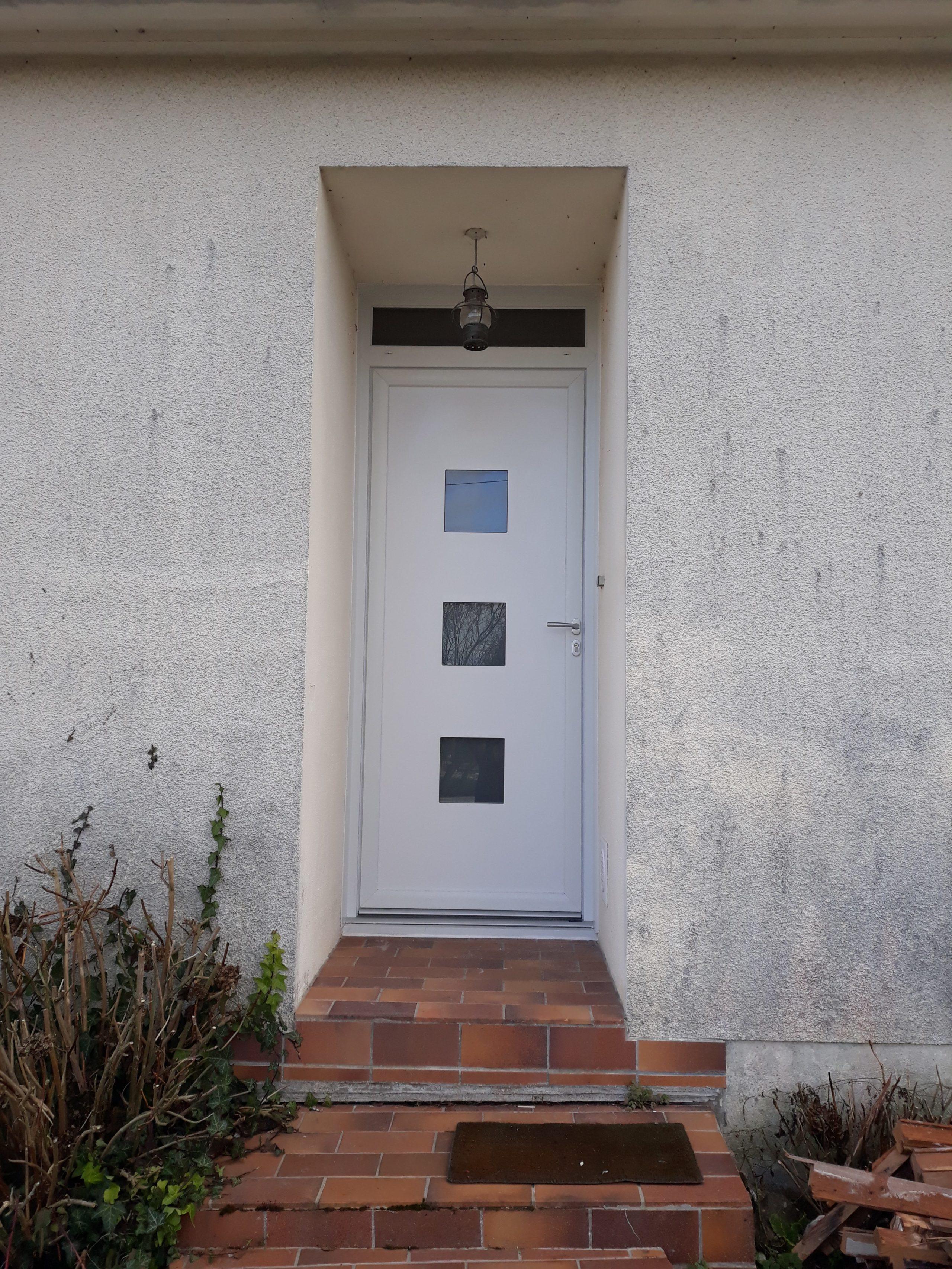 Changement Porte Du0027entrée Modèle VOLTA De Chez Bouvet à Mauléon Dans Le 79 (