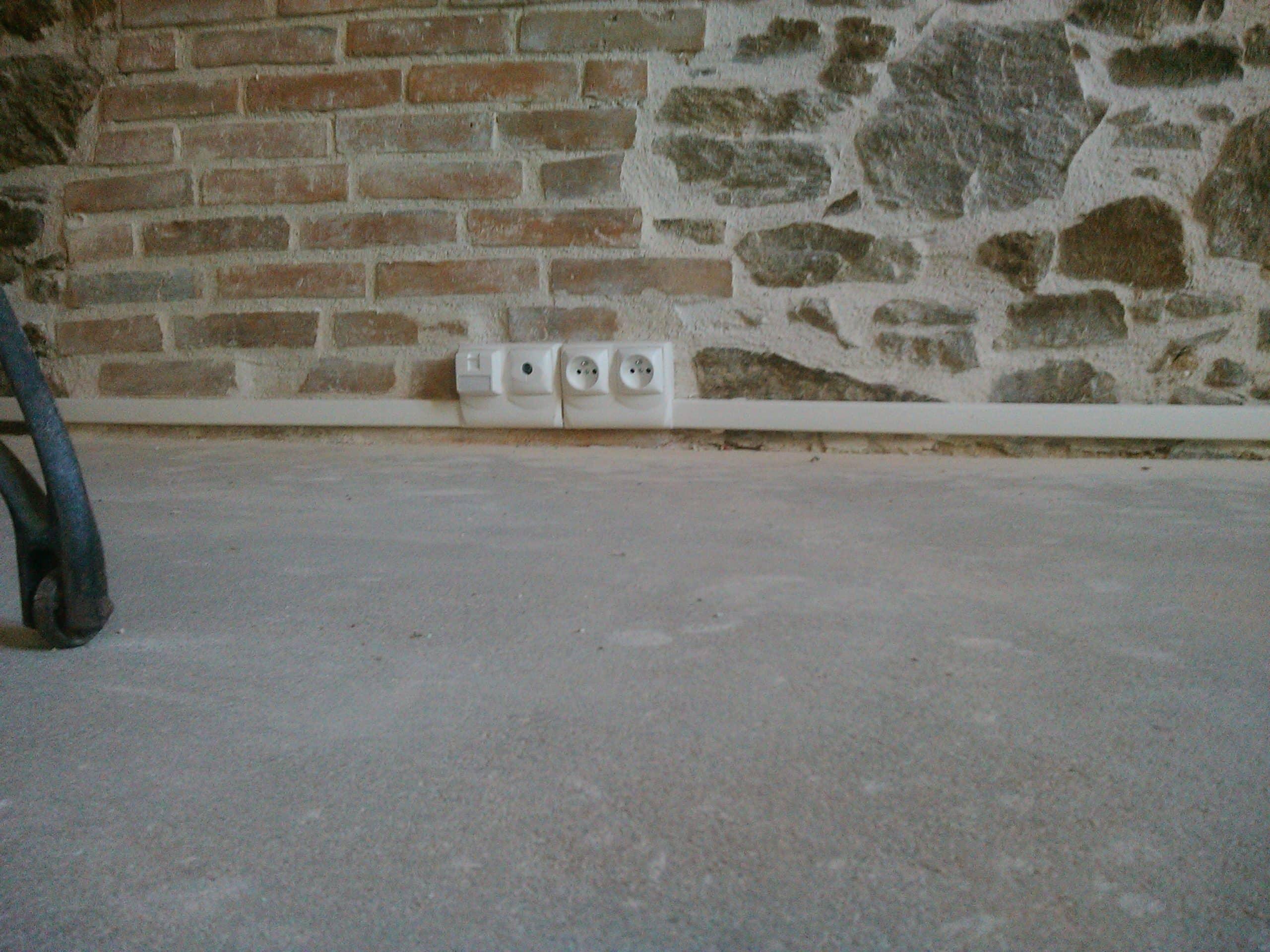 isolation maison mur en pierre