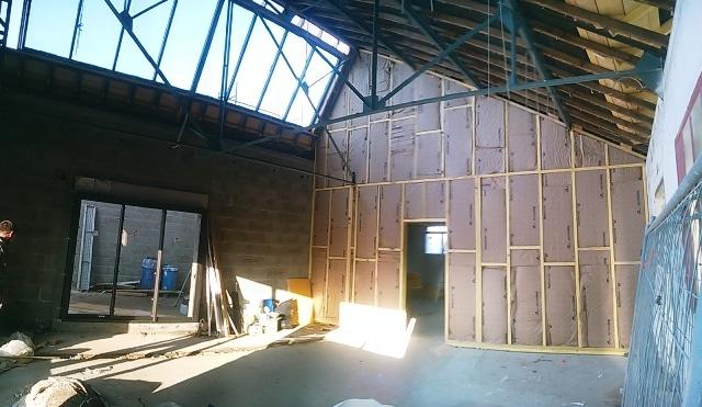 Ossature bois, loft, Activ réno